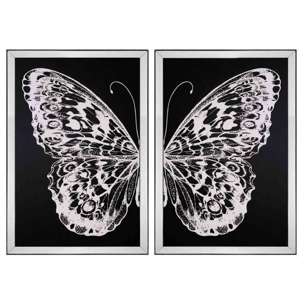 Kelebek Kanatları 2li Set resmi