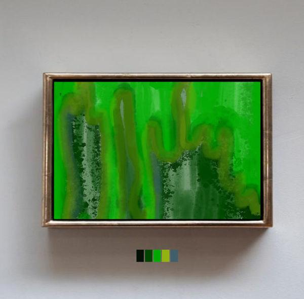 Green Tones resmi