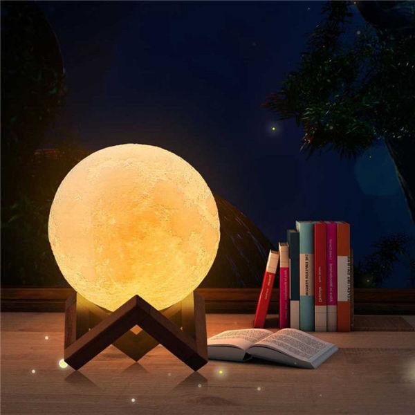 Ay Lamba 16 Renk Kumandalı (13cm) resmi