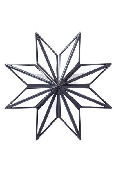 Yıldız Ayna Duvar Süsü resmi
