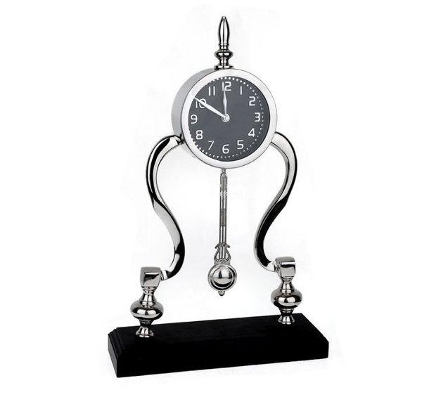 Krom siyah masa saati resmi